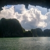 Bai Tu Long Bay_Dentro del arco