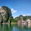 Bai Tu Long Bay_camino a la fábrica de perlas