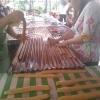 Delta Mekong_Fábrica caramelo de Coco