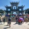 Entrada Templo Danang