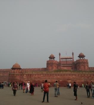 Ruta por Delhi (1/2)
