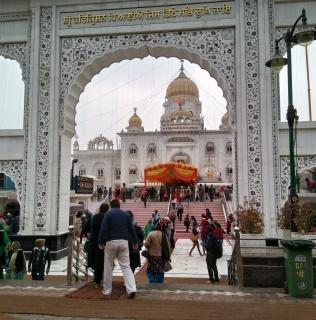 Ruta por Delhi (2/2)