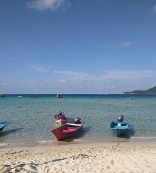 Malasia (III) Islas Perhentian