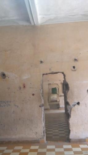 Prisión desde dentro_Museo Genocidio