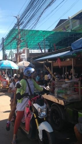 Siem Reap_Comprando snacks casi en marcha