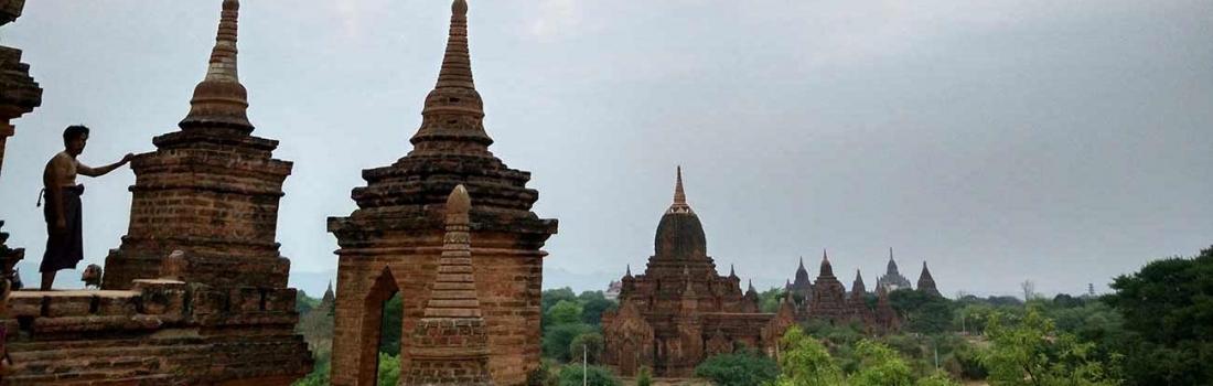 Ginoreflexiones V: Myanmar