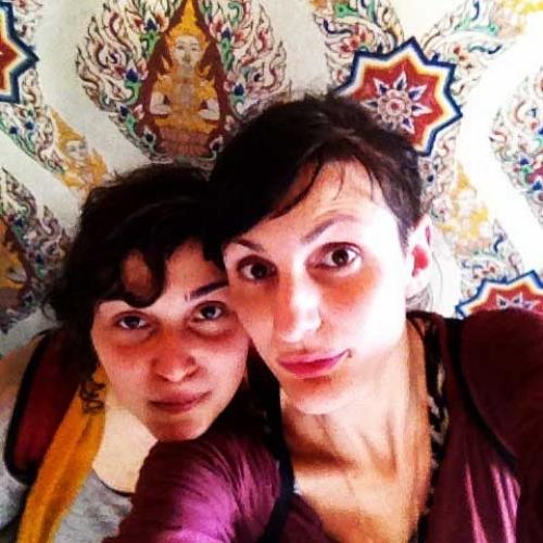 Cecilia & Alison