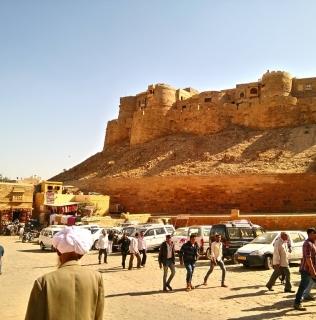 Jaisalmer (con escala en Bikaner)