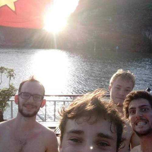 Matias & Max & Marlon & Flavio