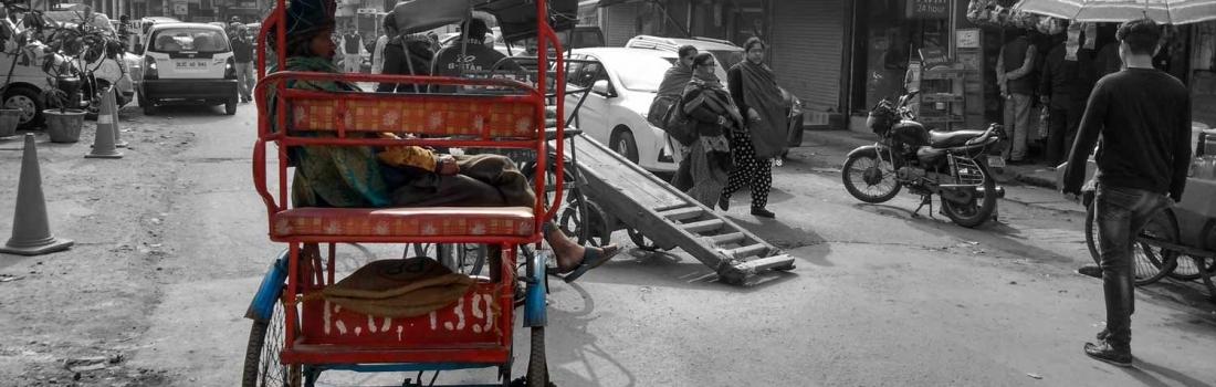 Ginoreflexiones I: Delhi