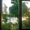 Vistas desde nuestra cabaña